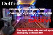 CADIVI ỨNG DỤNG DELFISCAN M71 TRONG QUY TRÌNHCHECK-IN SỰ KIỆN