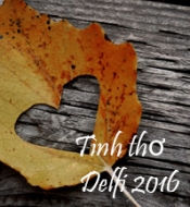 Tình thơ mùa thu Delfi 09-2016