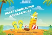 DELFI EMBRACING CHALLENGES - KỶ NIỆM KHÓ QUÊN