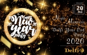 DELFI YEAR END PARTY 2020 - NIGHT OF MEMORIES