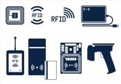 PHÂN BIỆT HÌNH THỨC THU NHẬP DỮ LIỆU GIỮA MÃ VẠCH VÀ RFID